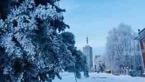 «Дыхание Арктики» охладит Архангельск в предстоящие выходные