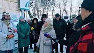 В Архангельске почтили память народного артиста СССР Сергея Николаевича Плотникова