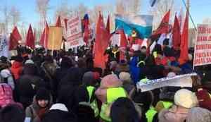 Архангельская область во второй раз сказала дружное «Нет!» полигону на Шиесе