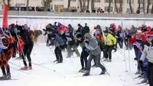 В Архангельске началась регистрация участников «Лыжни России - 2019»