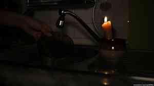 Без воды и света: отключения в Архангельске