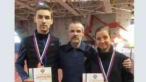 На чемпионате России по легкой атлетике среди лиц с нарушением слуха спортсмены Архангельской области завоевали четыре медали