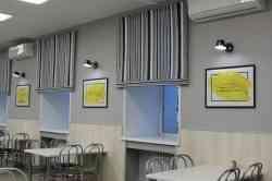 Новая столовая главного корпуса САФУ теперь вмещает больше людей