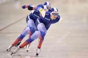 Архангелогородец взял бронзу на чемпионате мира по конькобежному спорту