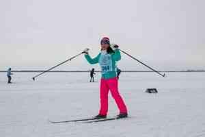 На старте — северянки: смотрим напрекрасных участниц «Лыжни России-2019» в Архангельске
