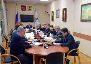 Александр Фролов: Стратегию развития региона будет рассмотрена областным Собранием