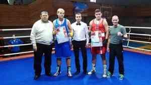 Двенадцать медалей оказались в копилке сборной Поморья на первенстве СЗФО по боксу