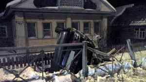 На трассе в Вельском районе погиб влетевший в ограждение водитель «Мерседеса»