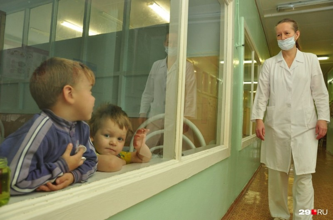 В Архангельске вводят карантин из-за эпидемии гриппа и ОРВИ