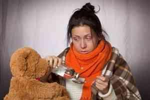В Архангельске объявлена эпидемия гриппа