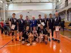 Волейболисты САФУ стали лучшими на «Кубке Федерации» — 2019
