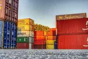 Российские порты наращивают объемы перевалки контейнеров