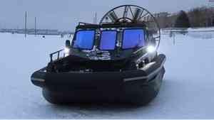 Испытания пассажирских аэролодок «Север» прошли в Архангельске