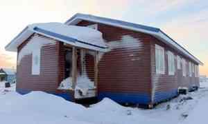 Дома поСИП-технологии начали возводить наострове Колгуев вНенецком округе