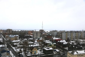 «Аквилон Инвест»: Из ваших окон будет виден весь Архангельск! (и паркинг в подарок)