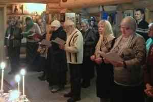 «Даже если нет слуха»: архангельский храм приглашает всех петь Литургию