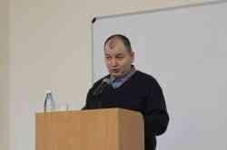 Вадим Шиллер рассказал студентам САФУ, как уберечься от экстремистских вербовок в интернете