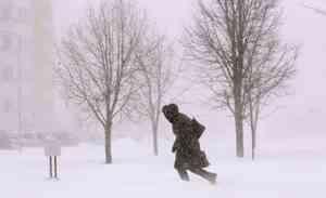 Архангельскую область к концу недели занесёт снегом