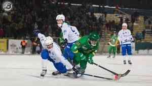 «Водник» проиграл московскому «Динамо» при неоднозначном судействе