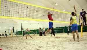 В Архангельске сегодня откроется Центр пляжных видов спорта