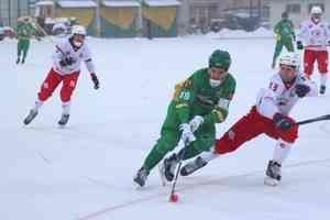 «Водник» завершил первый этап Чемпионата России на пятом месте