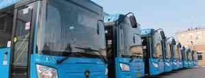 Подаренные Москвой автобусы бьются на дорогах Архангельска