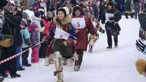 В Голубино отметили праздник оленя