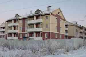 Четыре дома на улице Доковская в Архангельске сравняют с землей