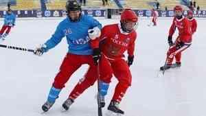 Первенство мира в Архангельске: сборная России со счетом 16:0 обыграла американцев