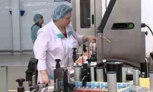 Эксперты совсей России собрались сегодня наАрхангельском молокозаводе