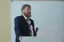 Сергей Кривовичев рассказал студентам САФУ об эволюции минералов