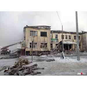 Владельцы сгоревшего здания на Ломоносова проиграли в суде горадмину