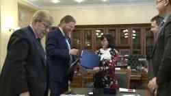 CАФУ и Кольский научный центр РАН подписали новое соглашение о сотрудничестве