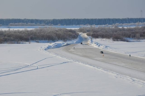 В Поморье продолжают закрываться ледовые переправы
