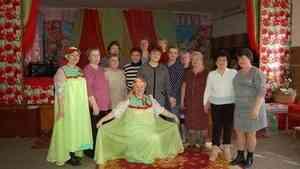 Екатерина Прокопьева побывала с рабочим визитом в Холмогорском районе