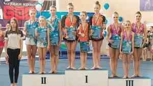 Впервые в Архангельске: Кубок Арктики по спортивной акробатике!