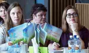 Сегодня вАрхангельске прошла первая конференция поэкологическому образованию ипросвещению