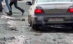 Сегодня вадминистрации Архангельска рассказали, какие дороги вэтом году подрядчики обязаны ремонтировать засвой счёт