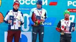 Чемпион России Алексей Шемякин: «Пробежали 60 км, и я решил оторваться от лидеров гонки»