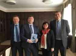 САФУ развивает научное сотрудничество с НИЦ «Курчатовский институт»