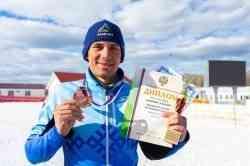 Студент САФУ стал победителем лыжного марафона