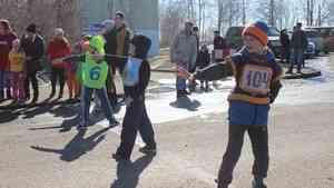 В Архангельске прошла 37 легкоатлетическая эстафета на призы тралового флота