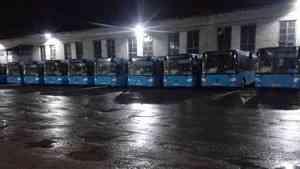 В Архангельске меняется схема движения автобусных маршрутов № 9, № 65 и № 61