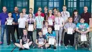 В Поморье выявили лучших бадминтонистов спорта лиц с ПОДА