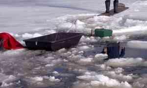 В Каргопольском районе выясняют обстоятельства трагедии на озере Лача