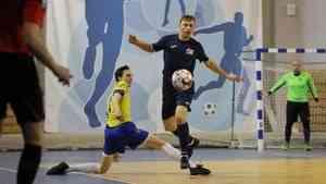 В Архангельске стартовал финал всероссийских соревнований по мини-футболу