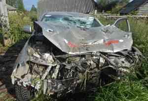 Пьяный водитель насмерть сбил пешехода в Каргопольском районе