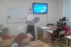 Православные малыши Краснофлотского острова узнали о житиях святых Архангельской митрополии