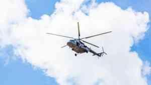 Вертолёт санавиации не может приземлиться к месту аварийной посадки самолета Ан-2