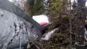 Список пострадавших в ЧП с Ан-2 пополнился спасателем